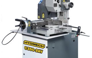 C350-2AV machine shot