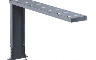 C350-2AV optional K40 5 foot roller table
