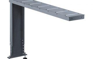 C350-2CNC optional k40 roller table