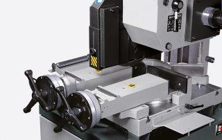 C350-2CNC optional second pneumatic horizontal operating vise
