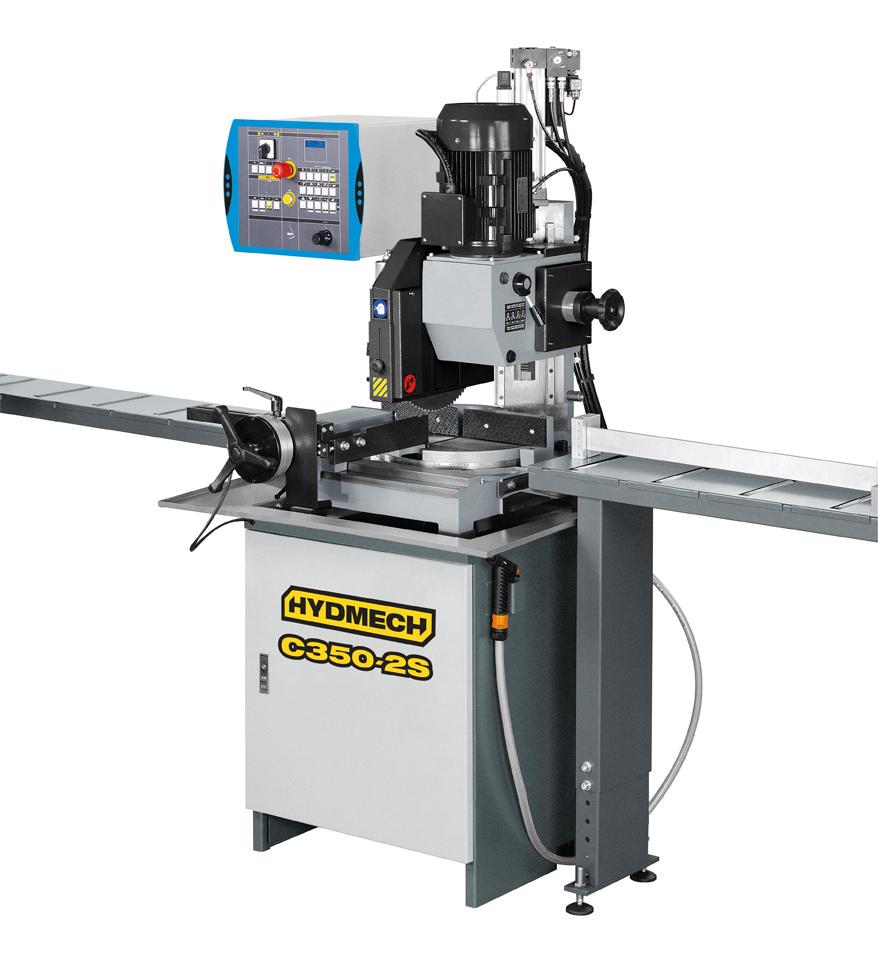 C350-2S machine shot