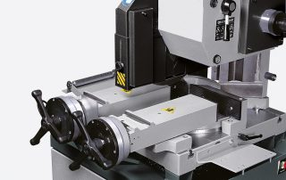 C350-2S optional second pneumatic horizontal operating vise