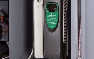 C370-2SI infinitely variable speed drive