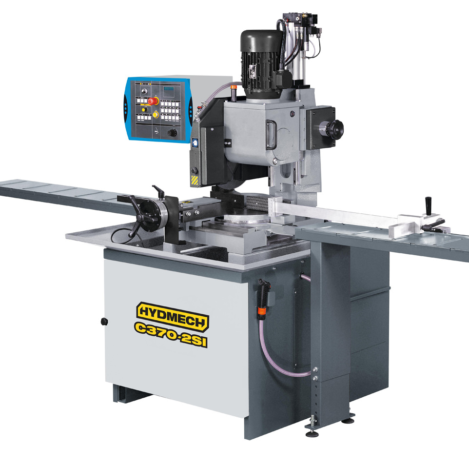 C370-2SI machine shot