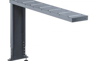 C370-2SI optional k40 roller table