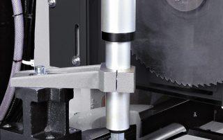 C370-2SI vertical pneumatic vise