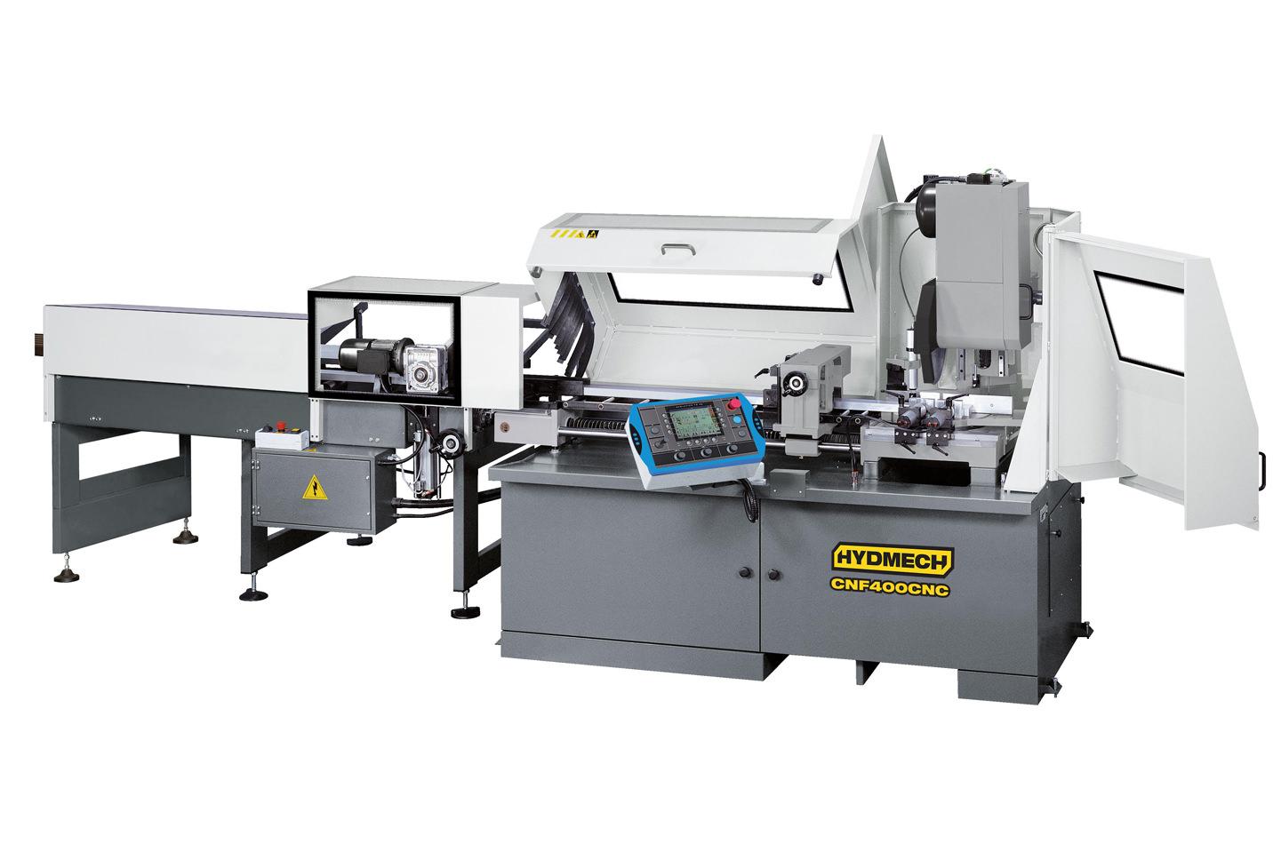 CNF400CNC machine shot