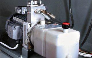 DM-12/15 hydraulics