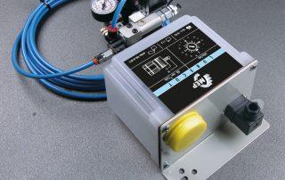 DM-12/15 optional mist lubrication