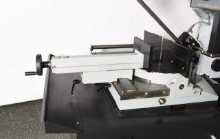 DM-12/15 quick release cast iron vise on dovetail ways
