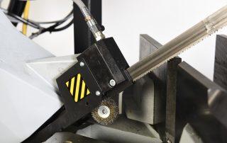 DM-12/15 replaceable blade brush