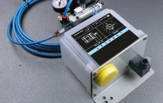 PNF350-2CNC optional mist lubrication system