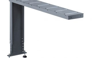 PNF350-2S optional k40 conveyor table