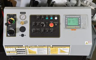 M-16A automatic plc control programmable up to 99 jobs