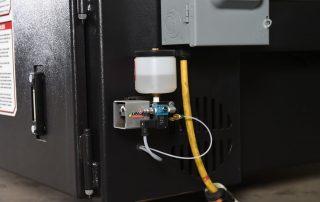 M-16A optional mist lubrication