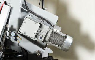 M-20A 10 hp true direct blade drive