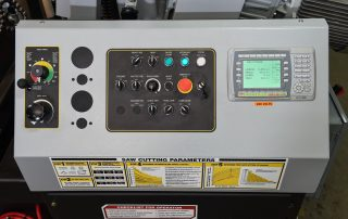 M-20A automatic plc control programmable up to 99 jobs