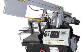 M-20A automatic programmable mitering