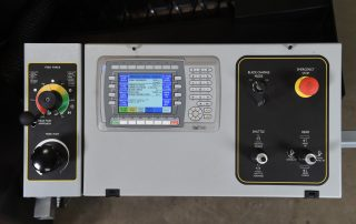 M-20A-120 automatic touch screen control programmable up to 1000 jobs