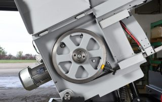 M-20A-120 cast iron band wheels