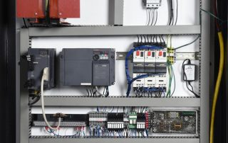 M-20A-120 easy access electrical panel