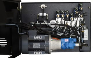 M-20A-120 easy access hydraulics