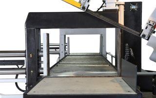M-20A-120 full capacity full stroking hydraulic vises
