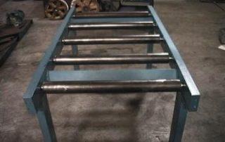 5 foot idler conveyor