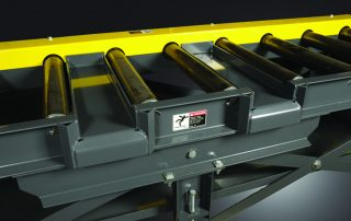 Small Type 2 Conveyor fork lift cut outs